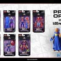 Hasbro presenta las figuras de la serie What If ...?