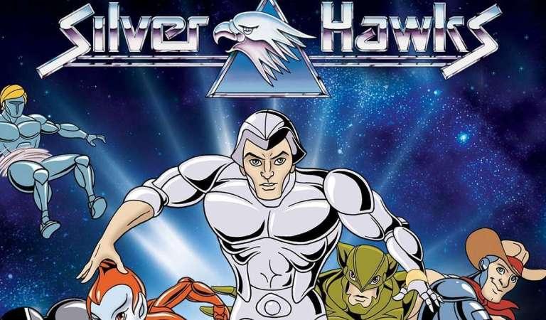 La serie Silverhawks tendrá regresará con una nueva animación