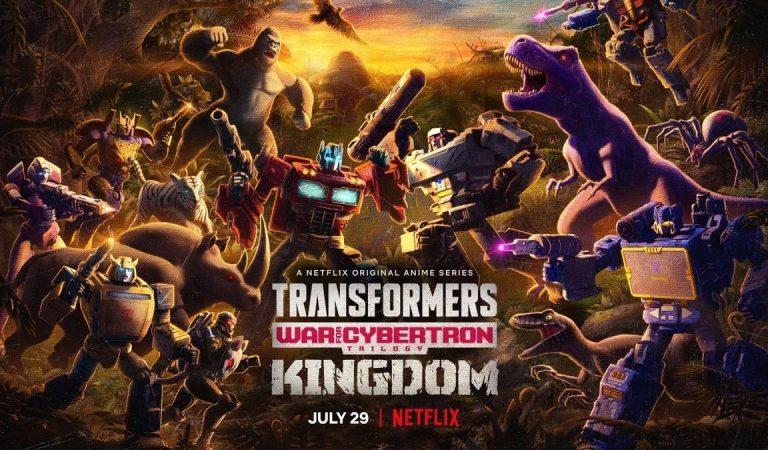 [SERIE] Transformers: War for Cybertron – Kingdom (2021)