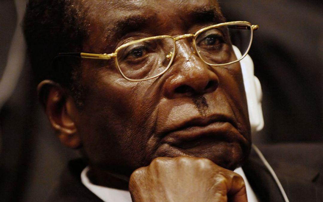 Black Leaders Silent Over Mugabe's Destruction of Zimbabwe