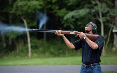 Showman-in-Chief: President Obama on Guns and Crime