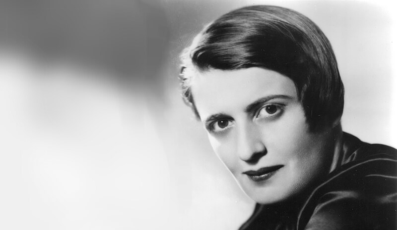 Ayn Rand in Chicago