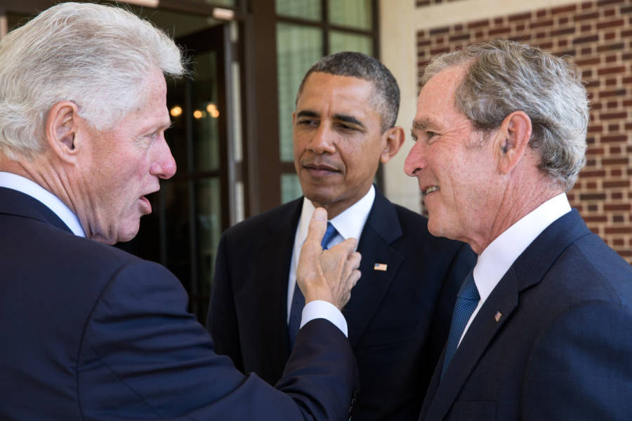Bush & Obama: Two of America's Worst Presidents