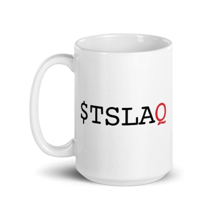 $TSLAQ Mug | Capitalist Exploits