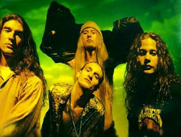 Early version of Alice in Chains, featuring Sinead O'Connor