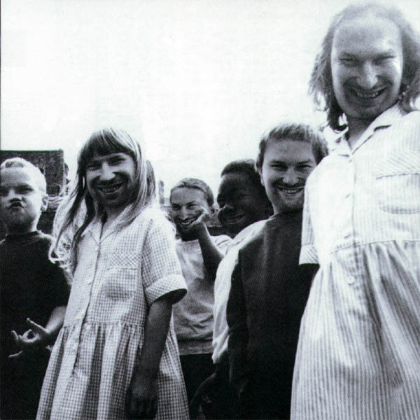 One of the many Aphex Twin side projects: The Illegitimate Offspring of Richard D. James