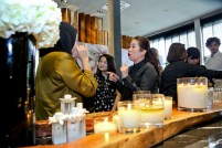 A special counter to get the Jo Malone perfume experiemce