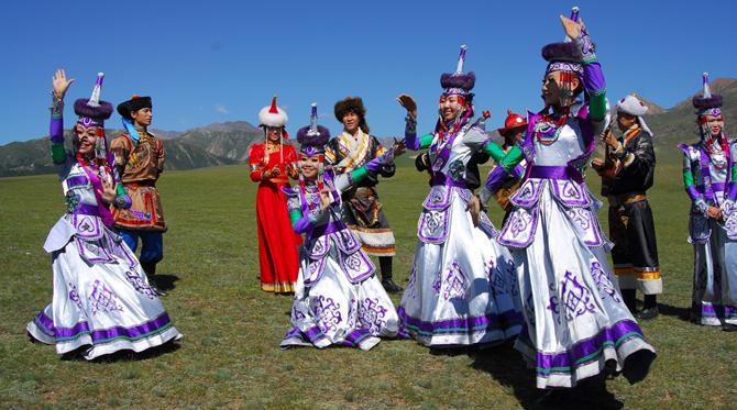 Mongolians XJ