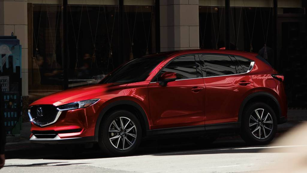 Top SUV Safety Pick 2019 Mazda CX-5