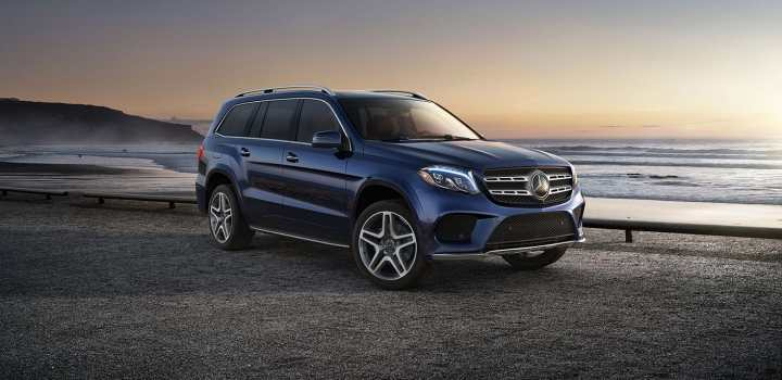 2019 Mercedes Benz GLS 450 lease offer