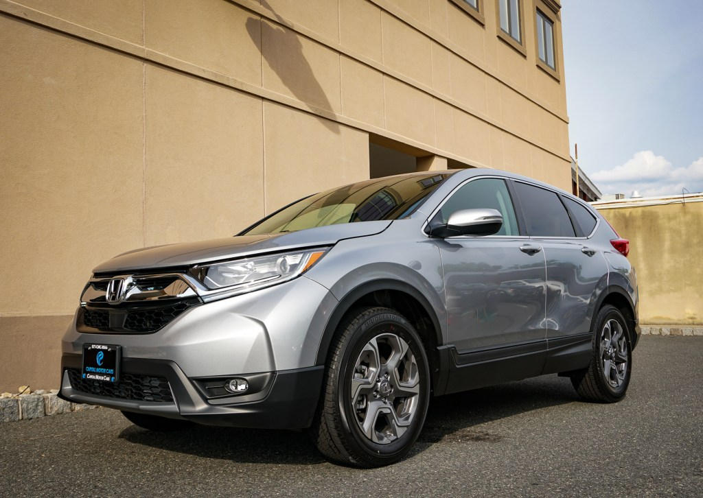 2019 Honda CR-V Lease Deals
