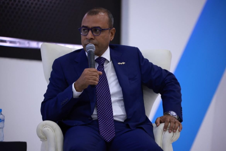 احمد مكي الرئيس التنفيذي لبنية