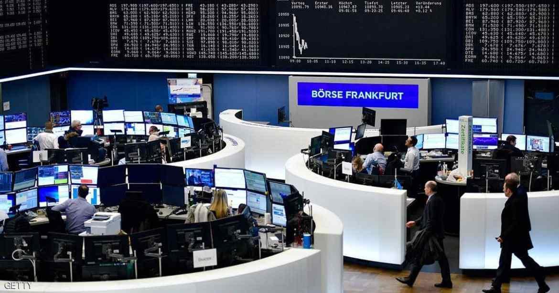 إنتعاش الأسهم الأوروبية بفضل تقارير الأرباح الإيجابية وتفاؤل بالإقتصاد الصيني