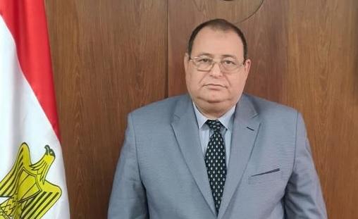اسامة عسران نائب وزير الكهرباء والطاقة المتجــددة