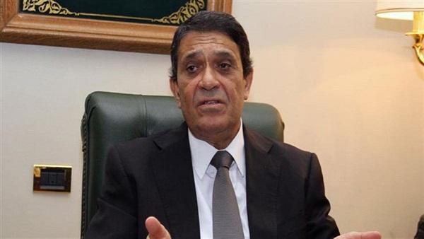 أحمد ذكى عابدين، رئيس شركة العاصمة الإدارية