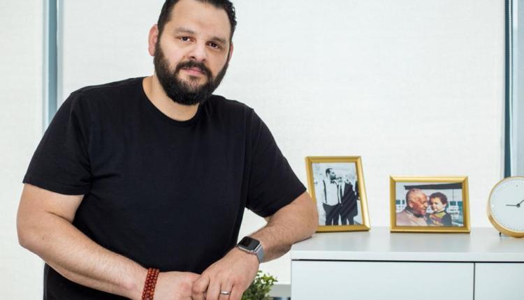 عبد الله سلام الرئيس التنفيذي لشركة منكَ