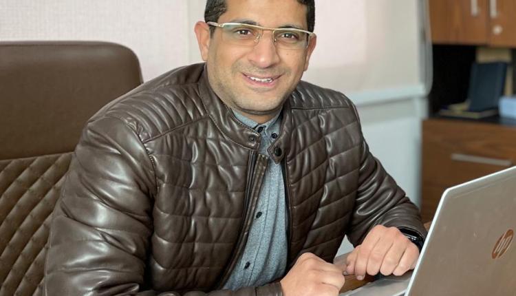 محمد عواد حبيب الرئيس التنفيذى لشركة غرفة العقارات المصرية
