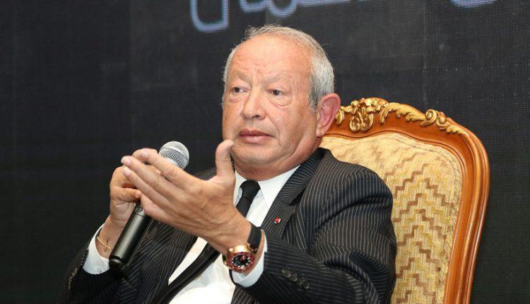 نجيب ساويرس رجل الأعمال