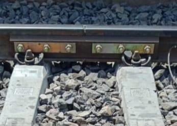 قضبان السكك الحديديه