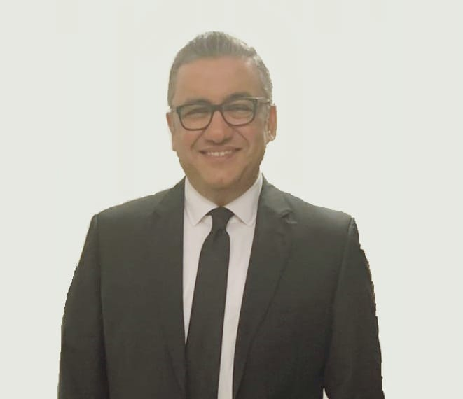 إيهاب مدحت نائب رئيس شركة تريد لاين