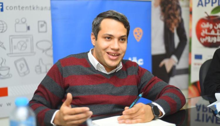 أحمد عبد الفتاح، مدير تطوير الأعمال