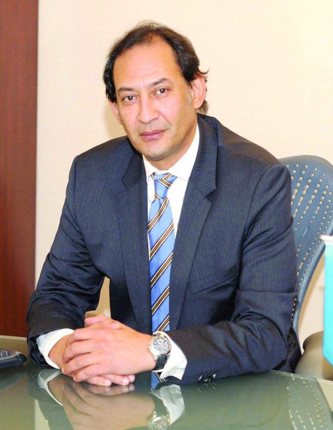 حازم حجازي نائب رئيس مجلس إدارة بنك القاهرة