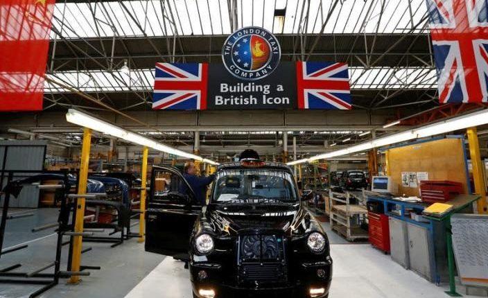 المصانع البريطانية