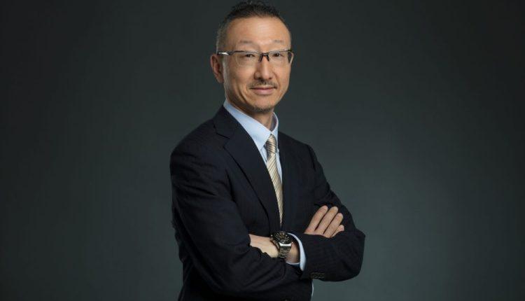 تاكاكيو فوجيتا، المدير التنفيذي لشركة سونى الشرق الأوسط وأفريقيا،