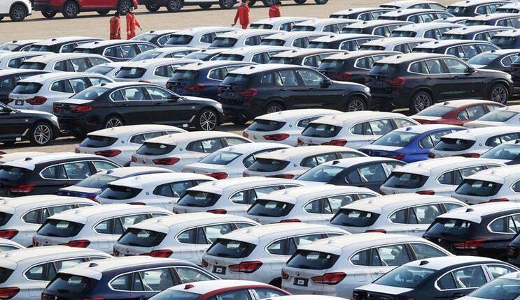 مبيعات السيارات في الصين