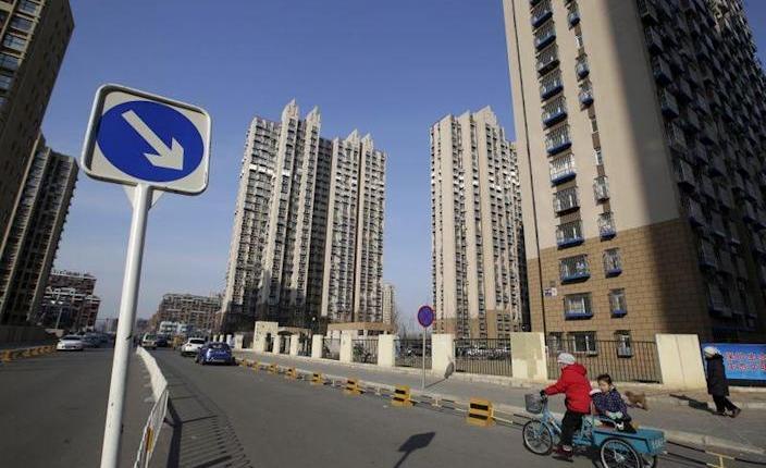 أسعار المنازل الجديدة فى الصين
