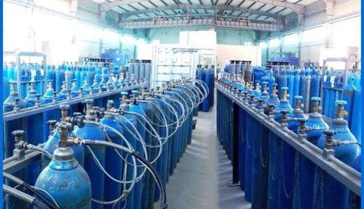 المخزون الاستراتيجي للأكسجين