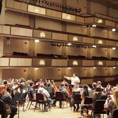 Bay Port High School Orchestra (5)