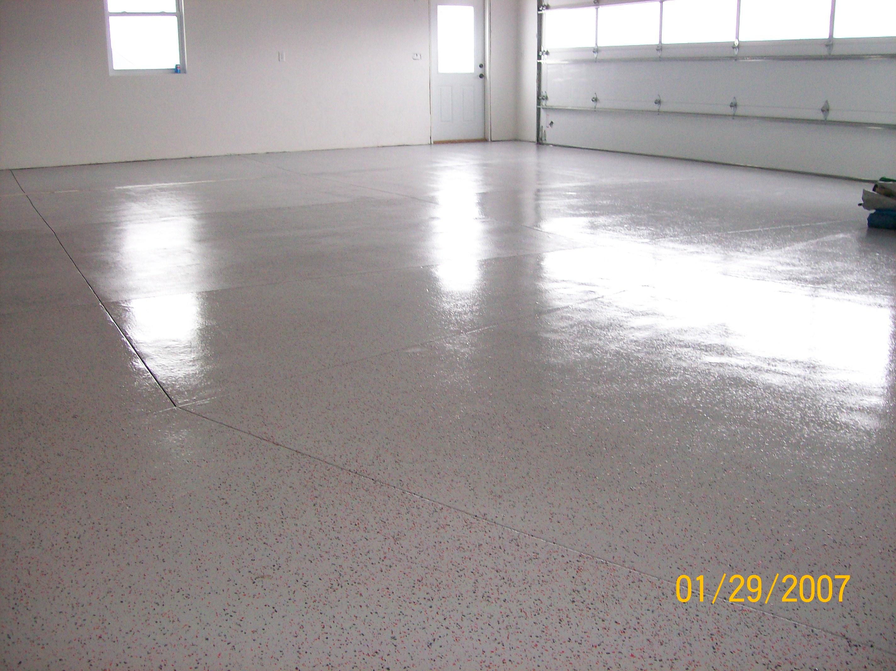 Garage Floor Epoxy Coatings Capital R Coatings