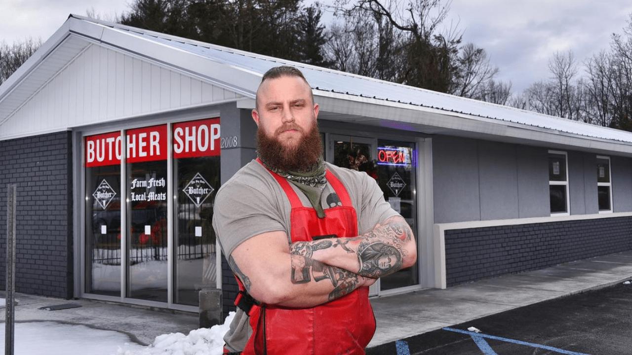 Cody Shields, The Big Body Butcher