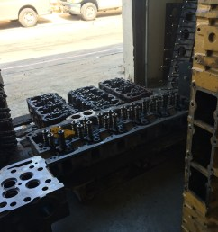 cylinder head loaded cylinder head mack capital reman exchange [ 2448 x 2448 Pixel ]