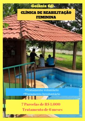 As melhores clínicas de reabilitação de Goiânia - Goiás
