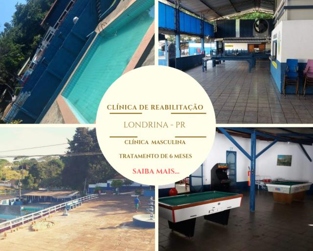 Clínica de reabilitação em Londrina Paraná