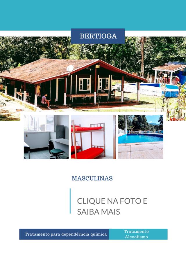 Clínicas de reabilitação em São Paulo - BertiogaClínicas de reabilitação em São Paulo - Bertioga