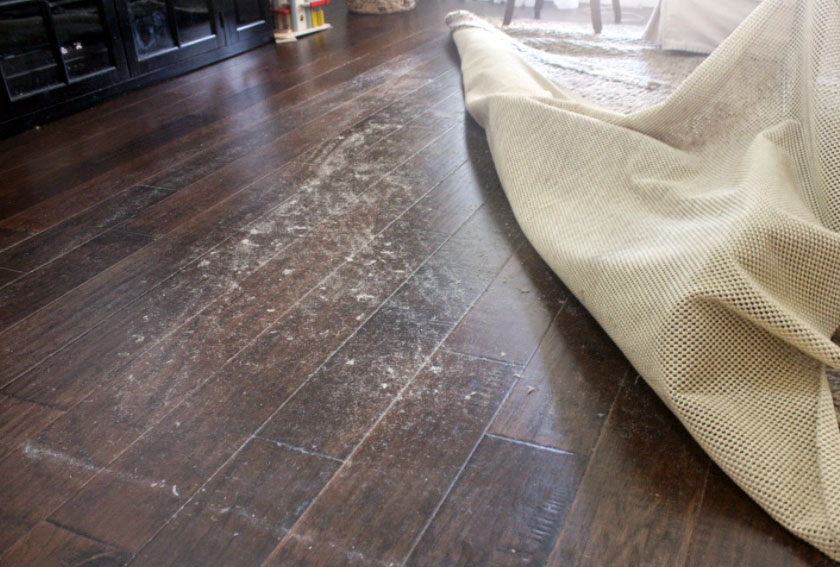 Hardwood Floor Cleaning Services