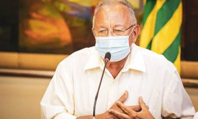 Dr Pessoa exonera diretores de hospitais em momento mais crítico da pandemia em Teresina