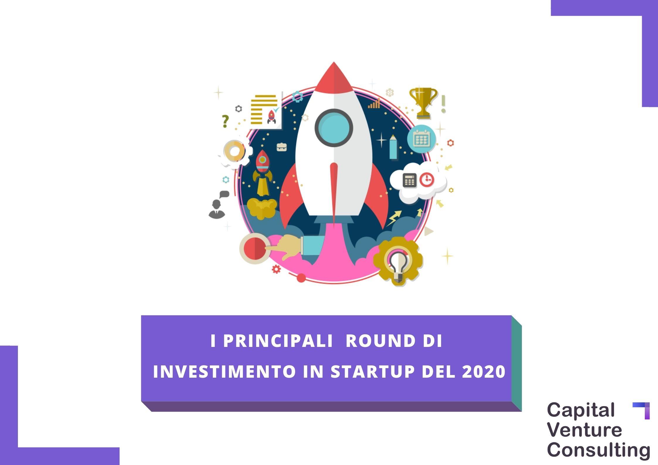 investimenti startup 2020