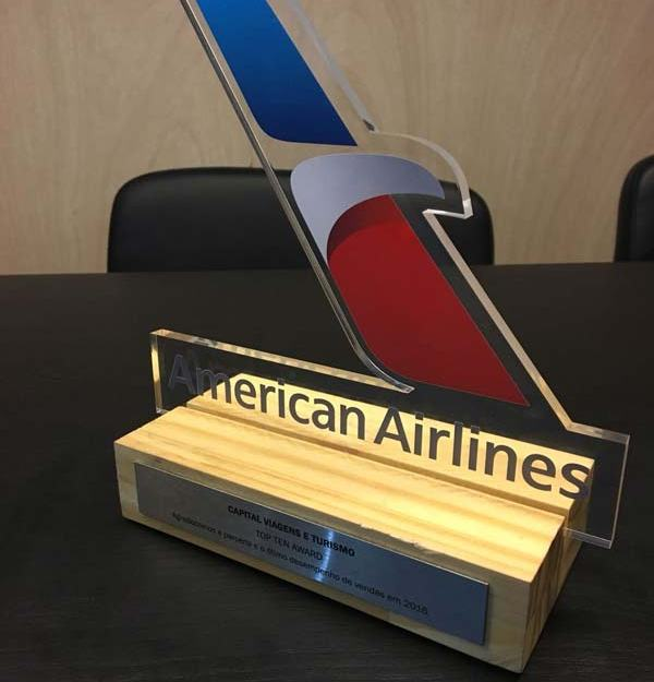 Troféu Top Ten American Airlines
