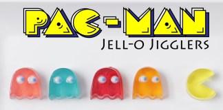 Gelatinas de PacMan