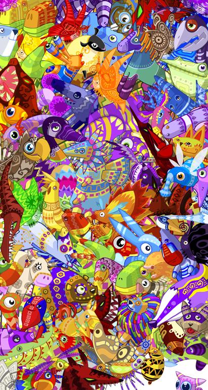 Piñata_Cascade-Ryan_Stevenson-2007