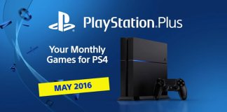 PlayStation Plus Mayo 2016