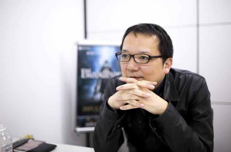 Hidetaka Miyazaki Biografía