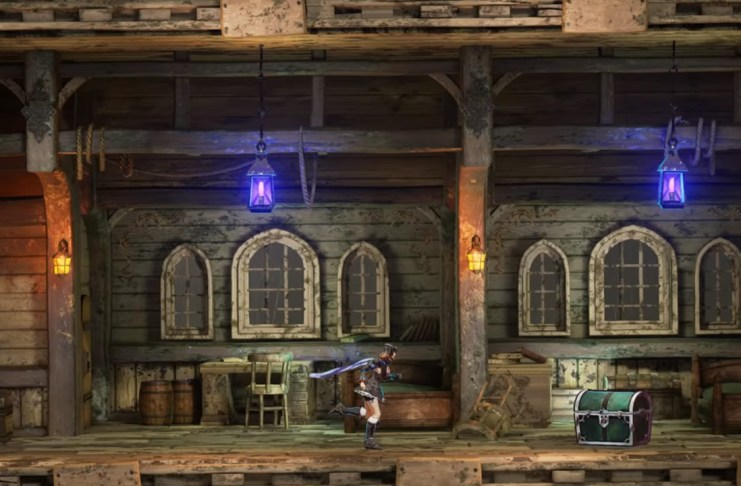 Bloodstained Ritual of the Night diario de desarrollo 4