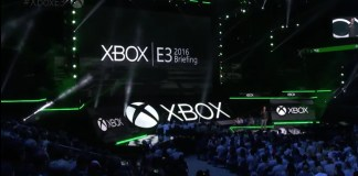 Microsoft conferencia E3-2016