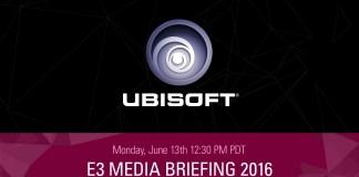 Ubisoft Conferencia E3-2016