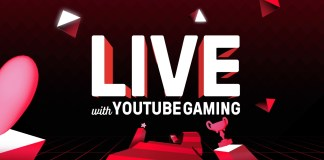 Live with YouTube Gaming Premieres